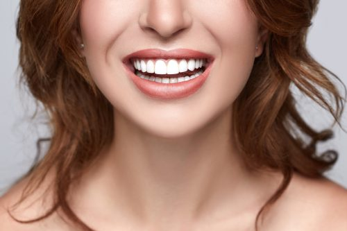 dental care perfect white teeth